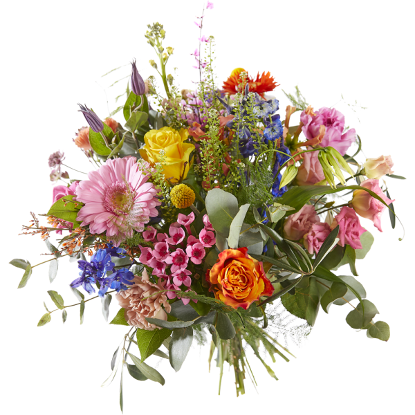 Bloemen weelde
